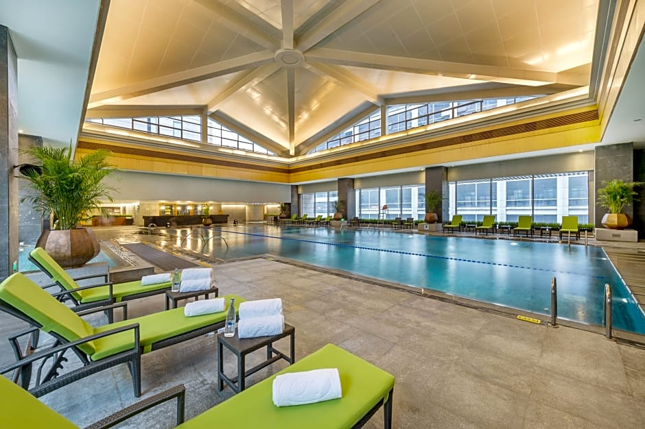 Hotel Regent Beijing, Swimming pool